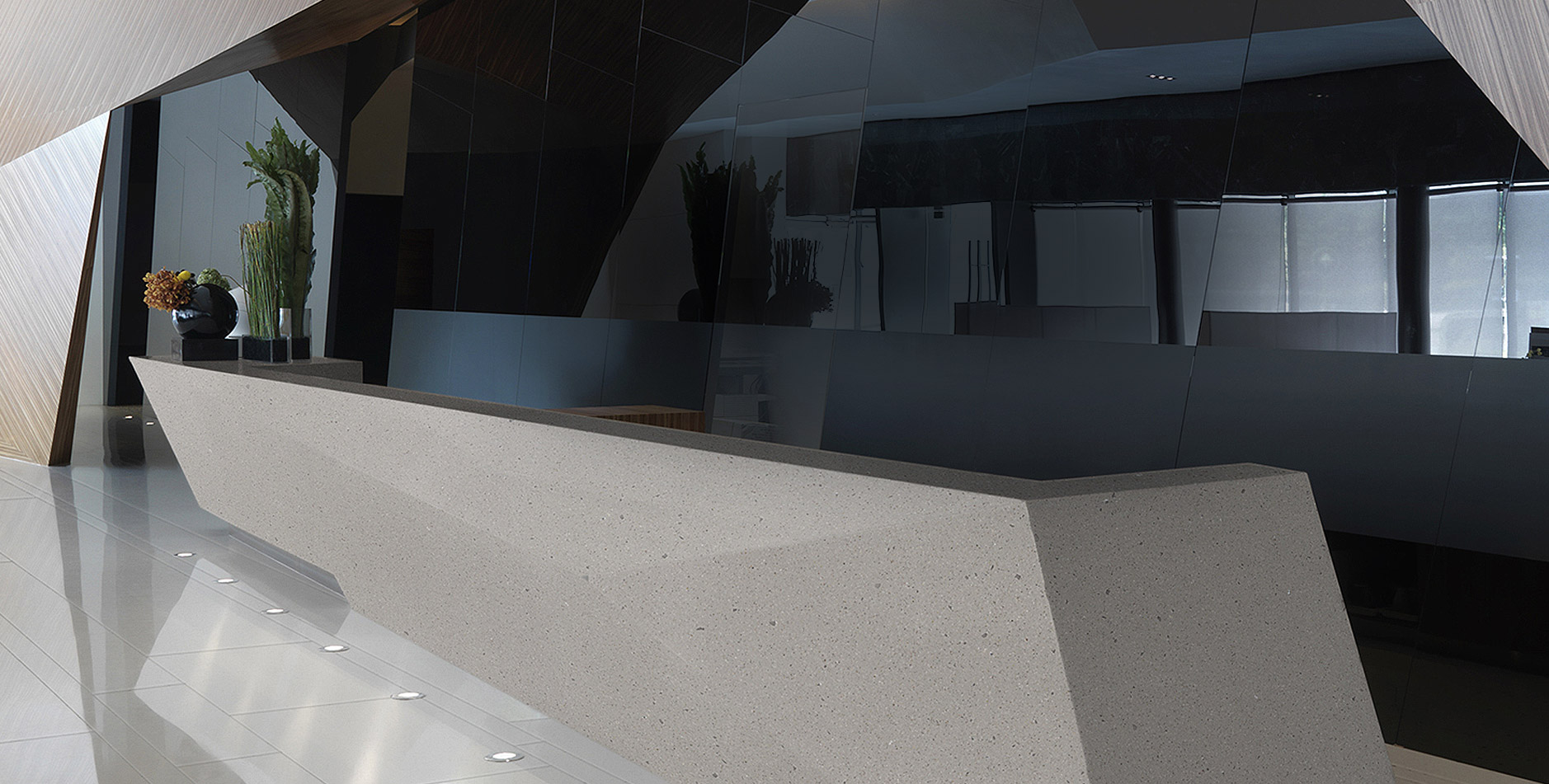 Corian® solid surfaces, Corian®